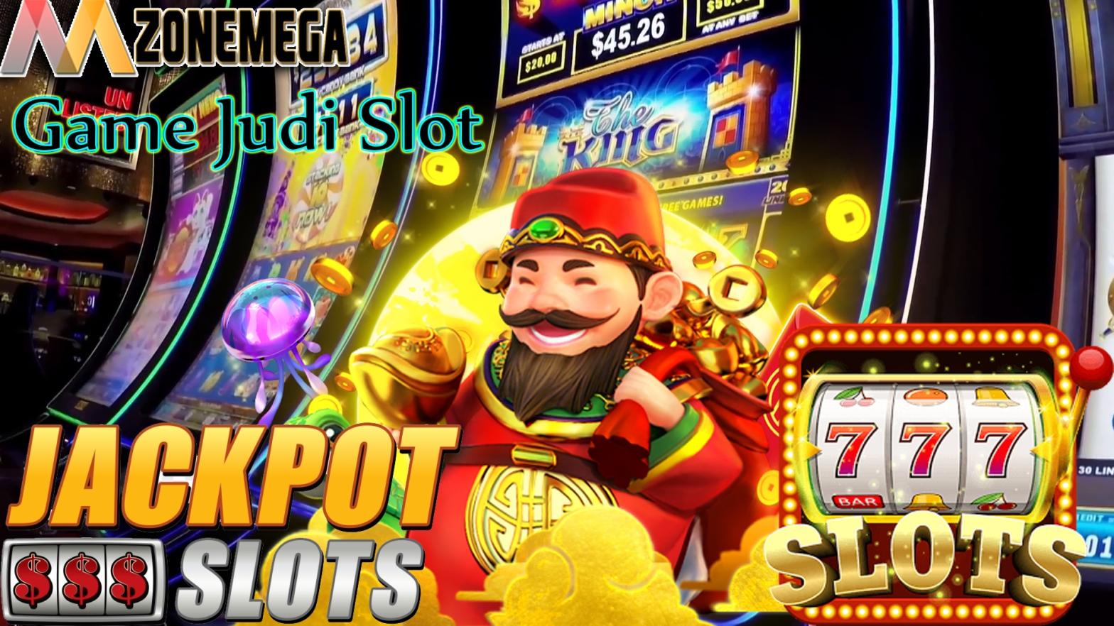 Bandar Judi Casino Slot Zonemega Casino Online Slot Online Judi Bola